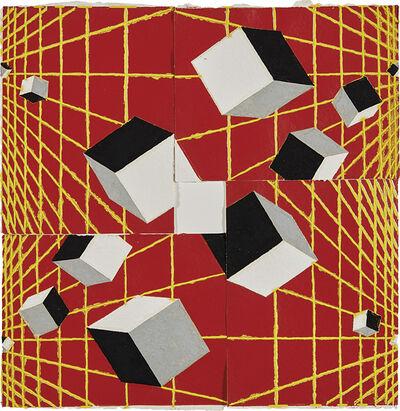 Mel Bochner, 'Not Titled (17)', 1995