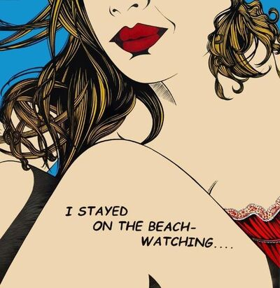 Deborah Azzopardi, 'On The Beach', 2017