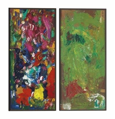 Hans Hofmann, 'Untitled'