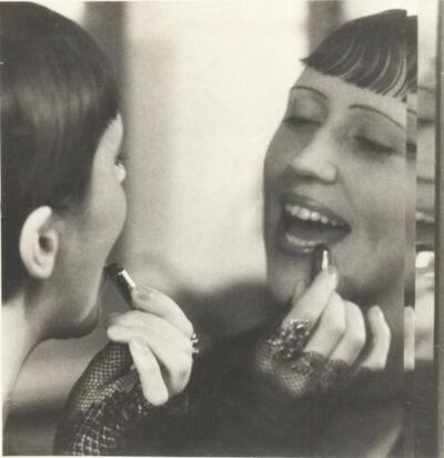 Ringl + Pit, 'Eckstein with Lipstick', 1930
