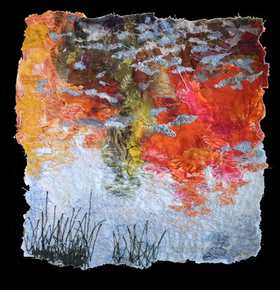 Dianne Shullenberger, 'Pond Pattern Grass'