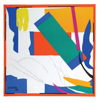 Henri Matisse, 'Souvenir D'Océanie', 1954