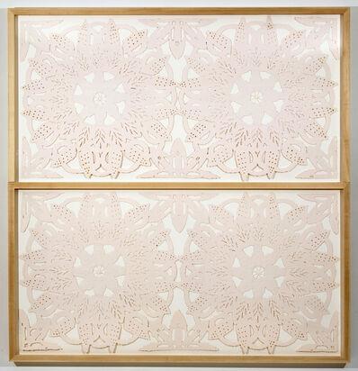 Willie Cole, 'Por la Mesa de mi Abuelita', 2007