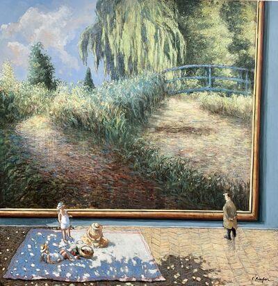 Thomas Bossard, 'Pique-nique à Giverny', 2020