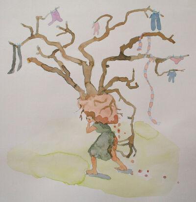 Melanie Daniel, 'Laundry Tree', 2016