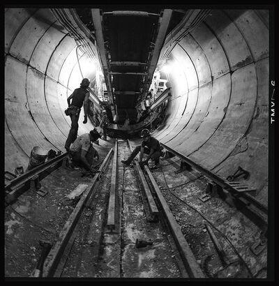 Armando Arorizo, 'RTD. Metro Rail Construction', 1988-1990