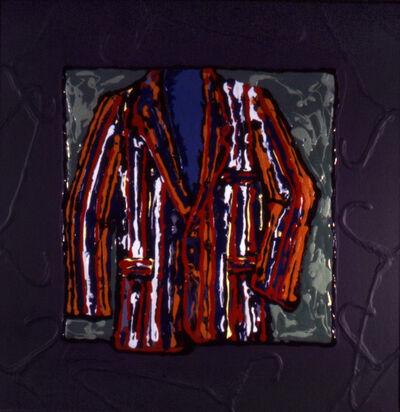 Mel Casas, 'Coat of Many Colors', 1991