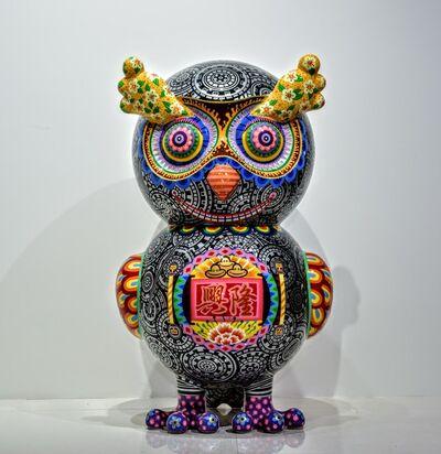 Hung Yi, 'Owl 9-4', 2019