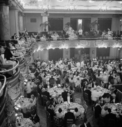 Slim Aarons, 'Luxury Dining', ca. 1955
