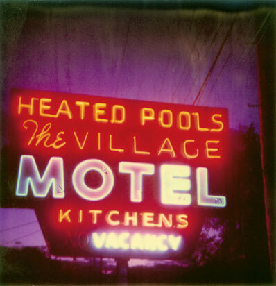 Stefanie Schneider, 'Village Motel - heated Pool', 2005
