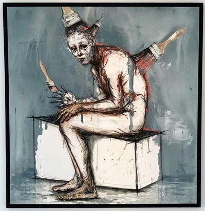 Ernesto Capdevila, 'Makeup', 2013