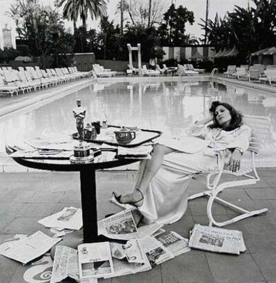 Terry O'Neill, 'Faye Dunaway', 1977