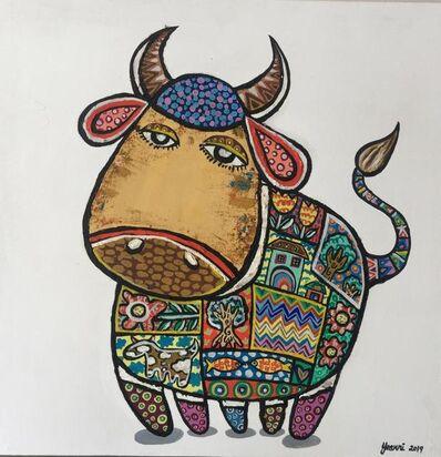 Yeanni Koo, 'Cutie Cow 2', 2019