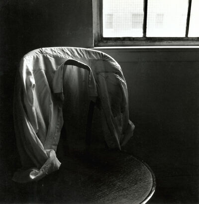 Eva Rubinstein, 'Shirt on a Chair, New York', 1974