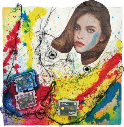 Jon Kessler, 'Epson Girl #1', 2010