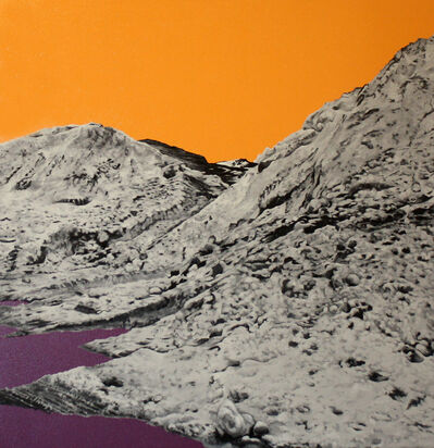 A.J. Fries, 'Temporary Mountains 3', 2015