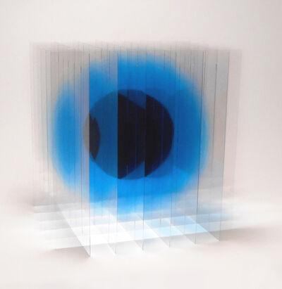 Go Segawa, 'Life IV - blue', 2019