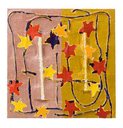 Stephen Buckley, 'Beanpoles', 2005