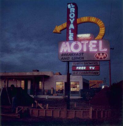 Robby Müller, 'Santa Fe, New Mexico II', 1985
