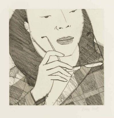 "Alex Katz, 'Untitled from ""Light as Air""', 1989"