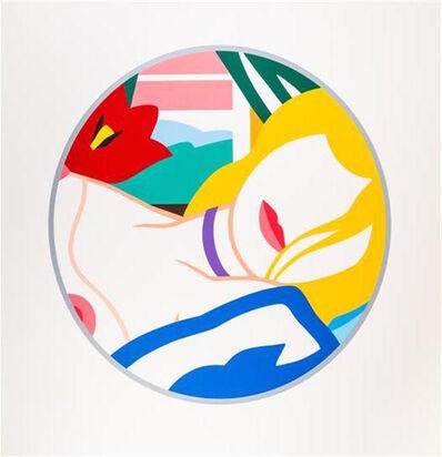 Tom Wesselmann, 'Blonde Vivienne', 1988-1989