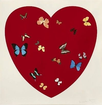 Damien Hirst, 'Big Love', 2010