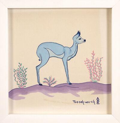 Helen Hardin, 'Deer Scene'