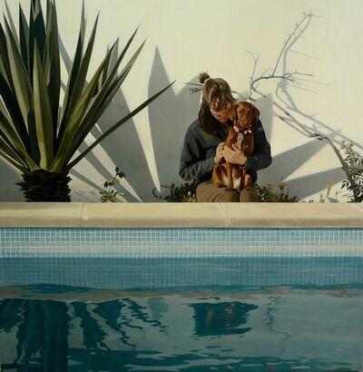Marcos Cárdenas, 'En la piscina'