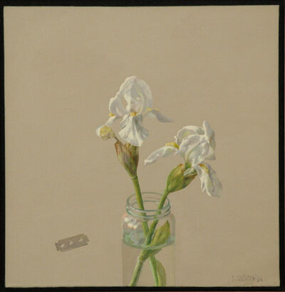 Isabel Quintanilla, 'Lirios blancos ( white Lilies) ', 2003