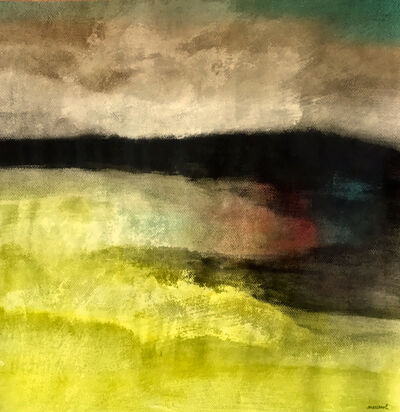 Palmi Marzaroli, 'Vague jaune', 2019