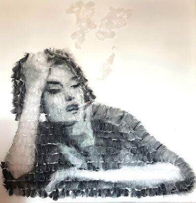 Marie-Ange Daudé, 'When the Smoke Descends', 2019