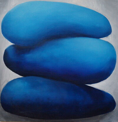 Brian Bonebrake, 'Blue matter', 2015