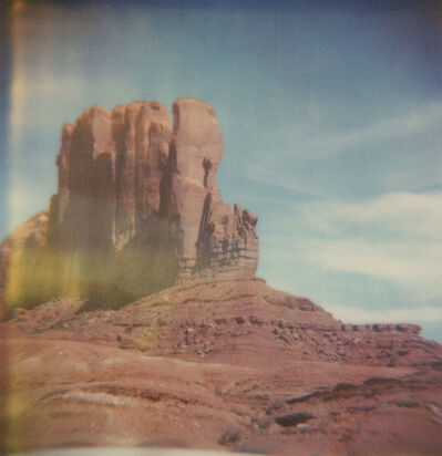 Carmen de Vos, 'Monument Valley #73 - from the series US Road trip Diary ', 2007