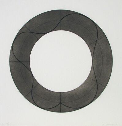 Robert Mangold (b.1937), 'Ring Image B', 2008