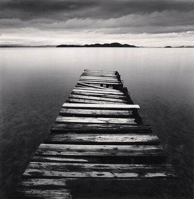 Michael Kenna, 'Crumbling Boardwalk, Shiga, Honshu, Japan', 2003