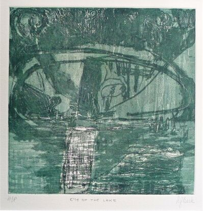 Lyndall Beck, 'Eye of the Lake', 2012