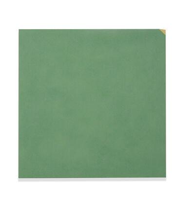Ettore Spalletti, 'Ma, sì, verde dei prati e oro', 2011