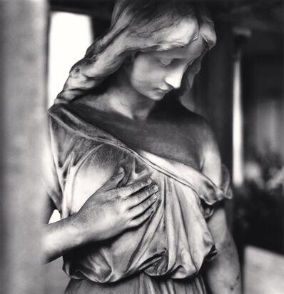 Michael Kenna, 'Cemetery Statue, Sulmona, Abruzzo, Italy', 2015