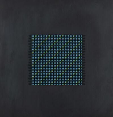 Franco Costalonga, 'Quadrati diagonali', 1975
