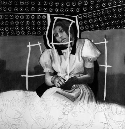 Hugo Crosthwaite, 'Vestido Blanco', 2018