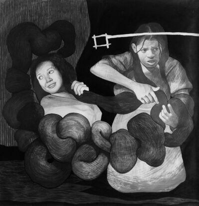 Hugo Crosthwaite, 'Tejedoras', 2018