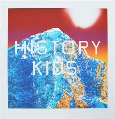 Ed Ruscha, 'History Kids', 2014