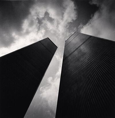 Michael Kenna, 'Twin Towers, Study 2, New York City, USA', 2000