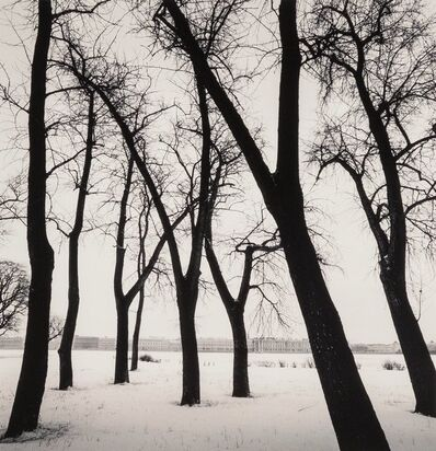 Michael Kenna, 'Peter and Paul Island, St. Petersburg, Russia.', 1999