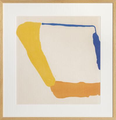 Helen Frankenthaler, 'Whitney Museum of Art 1969', 1969