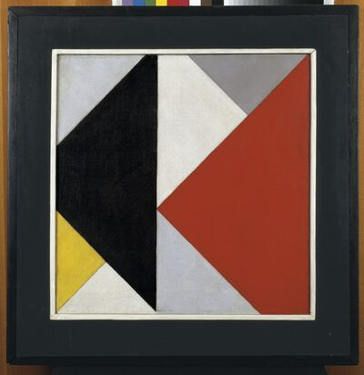 Theo Van Doesburg, 'Counter-composition XIII', 1925-1926