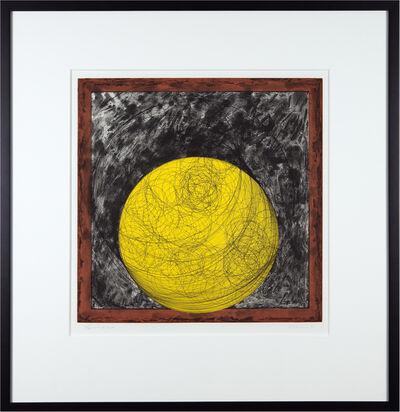 Robert Hudson, 'Out of Orbit', 1986