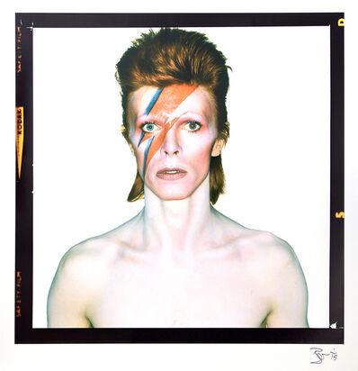 Brian Duffy, 'David Bowie As 'Aladdin Sane'.', 1973