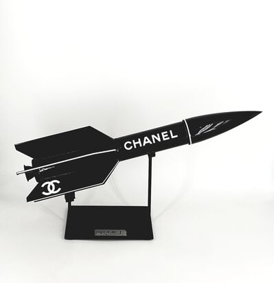 Rémy Aillaud, 'Missile CHANEL', 2019