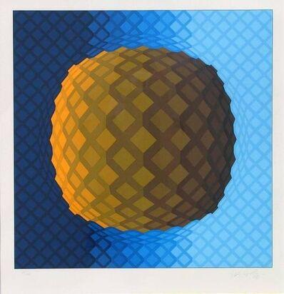 Victor Vasarely, 'Koskota', 1976